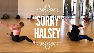 Sorry Halsey Choreography by Derek Mitchell