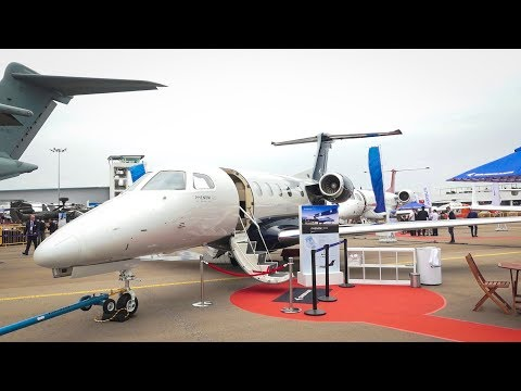 Inside the world's most popular business jet | CNBC Internat