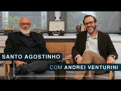 Santo Agostinho   Andrei Venturini