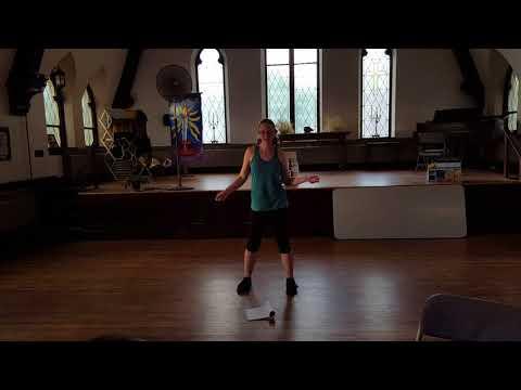 Choreography for Benjamin Calypso EMTC