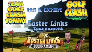 Golf Clash tips, Hole 9 - Par 5, Easter Links tournament - PRO/EXPERT, GUIDE/TUTORIAL