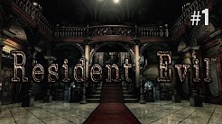Twitch Livestream | Resident Evil HD Part 1 (Jill Blind Playthrough) [Xbox One]