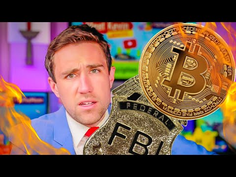 Bitcoin Exposed: The Secret Behind the FBI's Crypto Hack [Darkside].