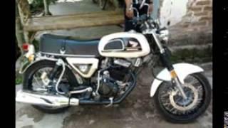Modifikasi Motor Honda CB Terbaru Dan Tercantik