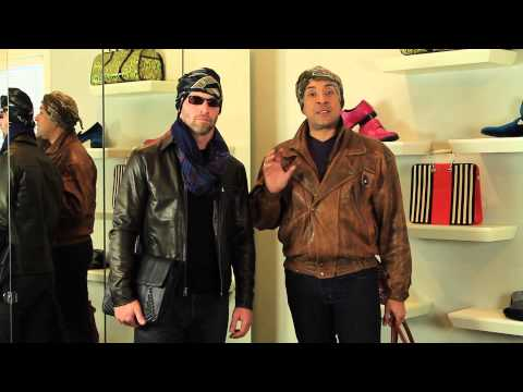 How To Wrap Mens Headscarf Mens Fashion Styling