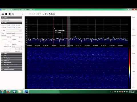 3 - RTL-SDR SDR# Tutorial - Shortwave Setup