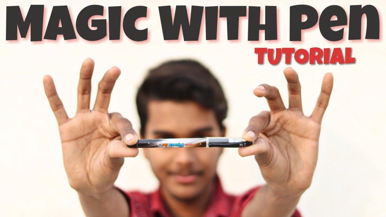 Download Pen Magic Trick - Tutorial [Hindi]