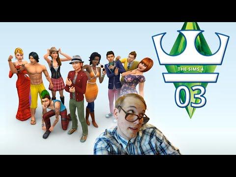 Jirka Hraje - The Sims 4 E03 - Speciál s In[dž]enýrem Vendelínem