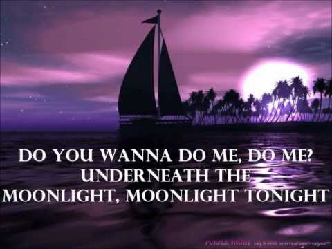 In the Moonlight - Dylan (lyrics)