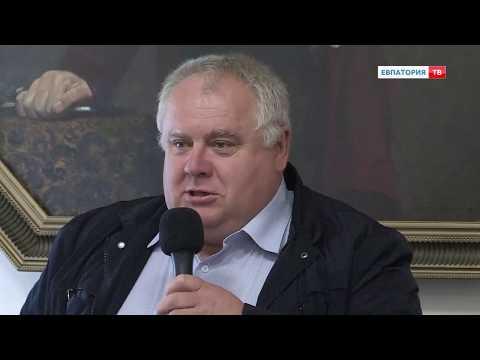 Аппаратное совещание администрации г. Евпатории 9 октября 2017