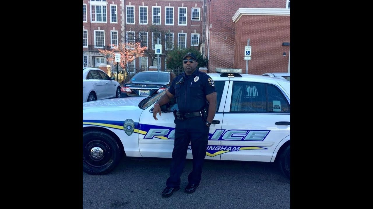 Birmingham police sergeant killed Sunday