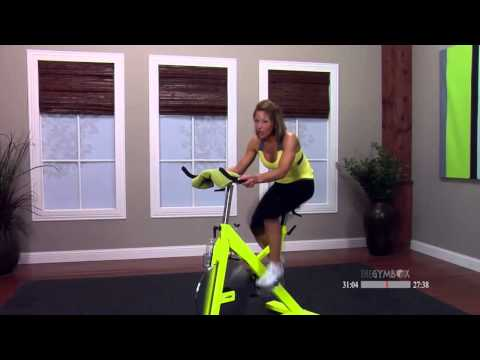 Spin cycle workout with Ashli - 60 Minutes