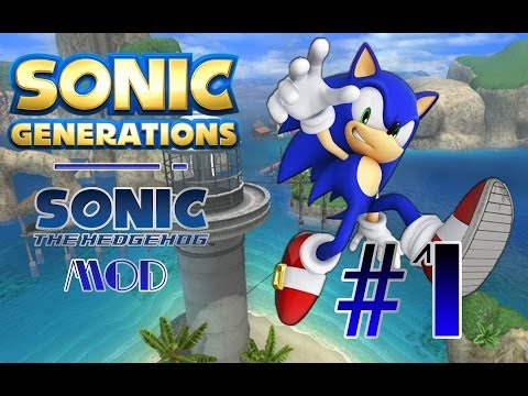 Sonic Generations (Sonic The Hedgehog 2006 Mod) - #1