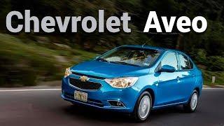 Chevrolet Aveo - El más importante de la marca se renueva | Autocosmos