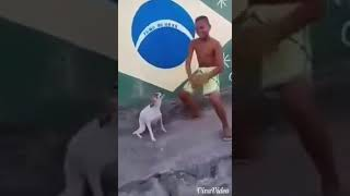 Dance with dogy //latest funny video
