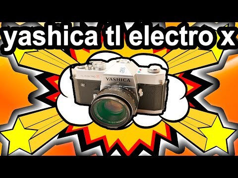 The Experience with the Yashica TL Electro X