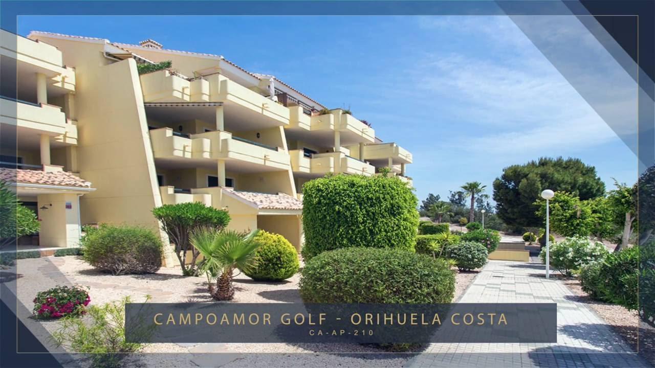 For Sale Campoamor Golf Orihuela Costa Costa Blanca South