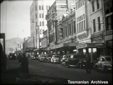 'This Is Hobart' (c1950)