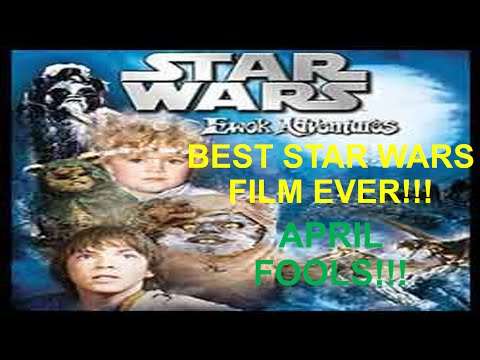 Star Wars The Force Awakens (The Ewok Adventure) Movie Review( APRIL FOOLS!!!)
