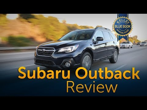 2018 Subaru Outback – Review and Road Test