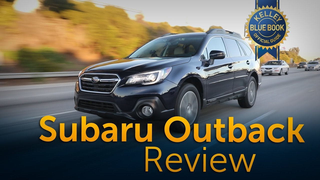 2018 Subaru Outback Review And Road Test