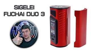 sigelei Fuchai Duo-3  18  Varrkan review  (перезалив)