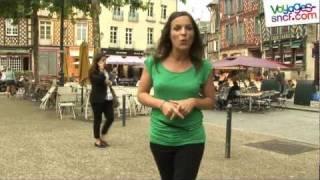 Vidéo visite de Rennes en Bretagne