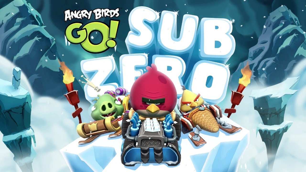 Angry Birds Go! Apk Mod (Unlimited Money) ANDROID - YouTube