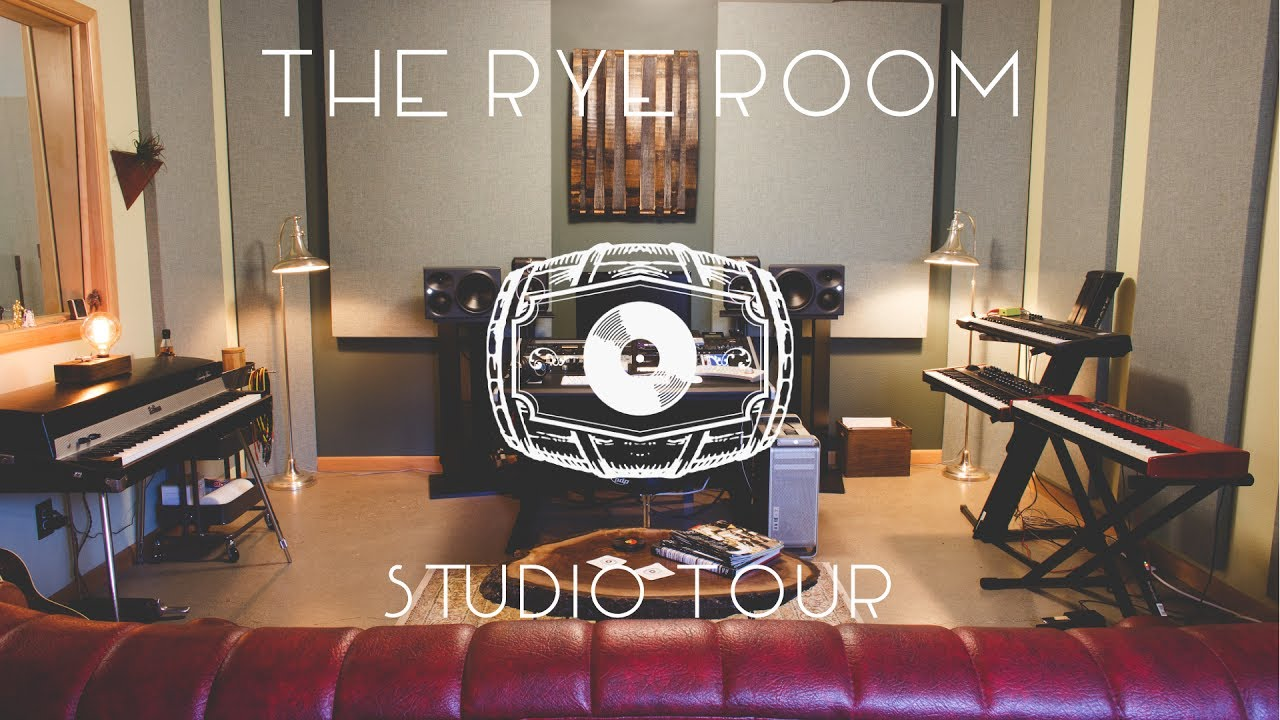 Portland Recording Studios | The Rye Room