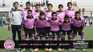 [Goles] Copa Federación | Cat. 99 - Pacífico FC 7-3 Cultural Lima