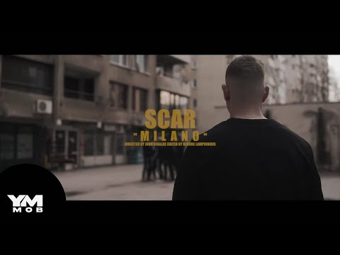 SCAR - MILANO (Official Music Video)