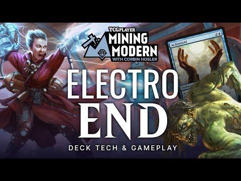 Electro End | Mining Modern