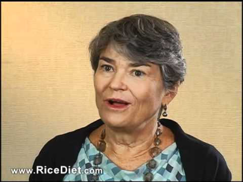Kitty Rosati, Nutrition Director of the Rice Diet Program