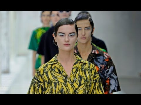 312ca5c675e Prada spring summer 2011 WOMENSWEAR fashion show - YouTube