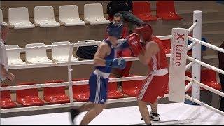 XV областные соревнования по боксу им  Александра Островского