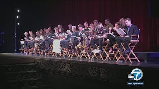 cast of scandal reads series finale for actors fund benefit abc7