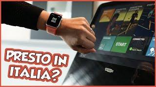 Apple Pay Cash e Gym Kit: presto in Italia?
