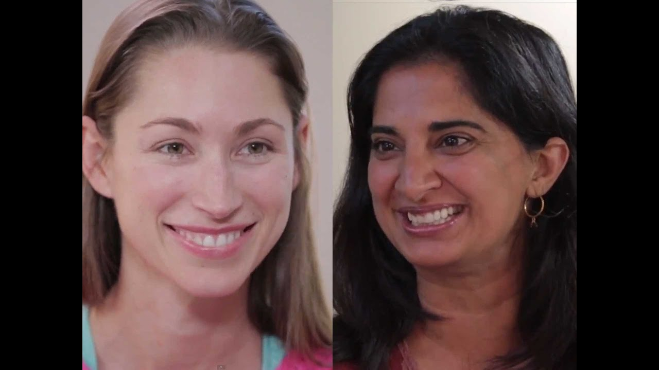 Living Well through Yoga & Service | Tara Stiles & Mallika Chopra
