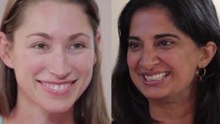 Living Well through Yoga & Service | Tara Stiles & Mallika Chopra - Deepak Chopra