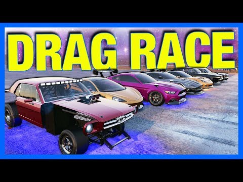 Need for Speed Payback Online : FASTEST DRAG CAR SHOWDOWN!!