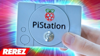 One of Rerez's most viewed videos: PiStation (RetroPie + Mini PlayStation) - Rerez
