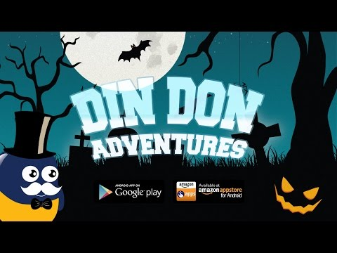 Super Din Don Adventures Gameplay