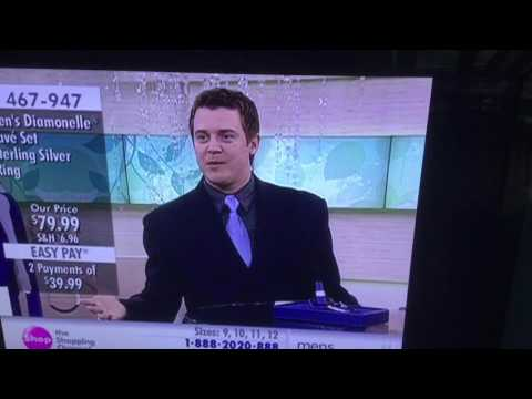 Tyler Osborne on Television: The Shopping Channel Clip 3