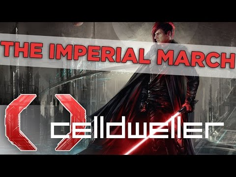 Mix - Celldweller - The Imperial March (Star Wars Cover)