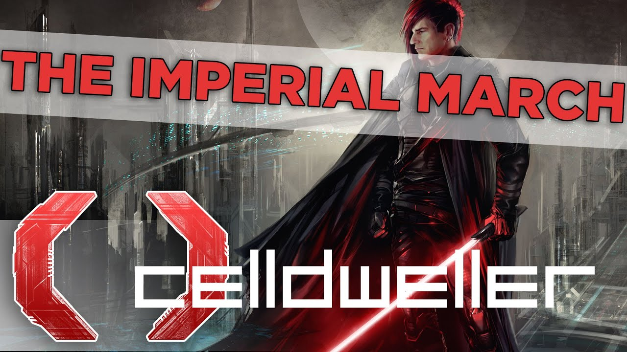Celldweller The Imperial March Star Wars Cover Youtube