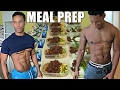MEAL PREP AS A COLLEGE STUDENT   BULK & SHRED