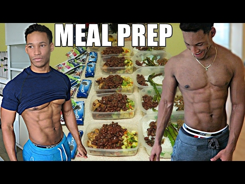 meal-prep-as-a-college-student-|-bulk-&-shred
