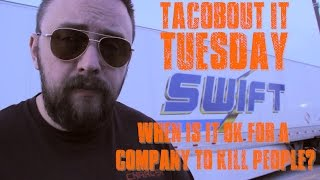 Tacobout it Tuesday - When is it ok for a company to kill people?