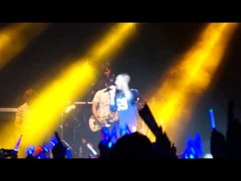Maroon5 - One More Night / Maroon5 V Tour 2015 in Korea 150909
