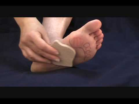 How To Use Dancers Pads To Relieve Pain Myfootshopcom Youtube